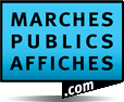Marches Publics Affiches