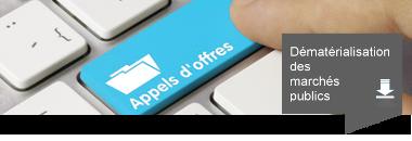 Marchés dématérialisés en Isère
